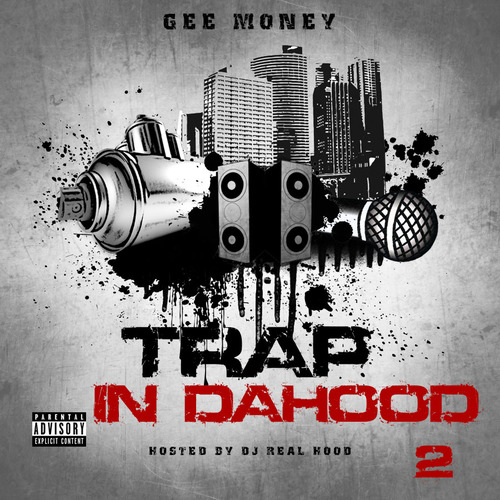 Product picture DJ REAL HOOD PRESENTS: TRAP N DAHOOD VOL2