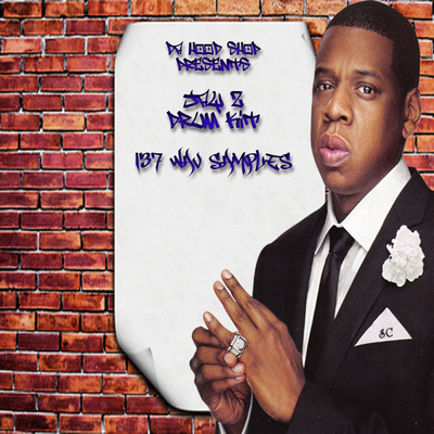 Product picture Jay Z Drum Kit
