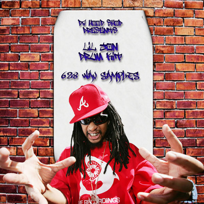 Product picture Lil Jon Drum Kit